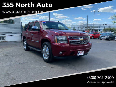 2010 Chevrolet Tahoe for sale at 355 North Auto in Lombard IL