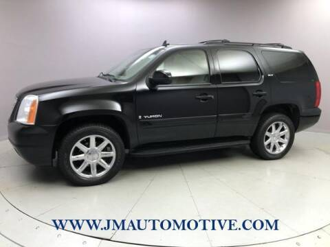 2009 GMC Yukon for sale at J & M Automotive in Naugatuck CT