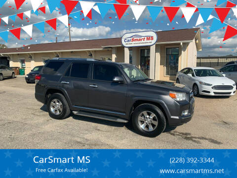 2011 Toyota 4Runner for sale at CarSmart MS in Diberville MS
