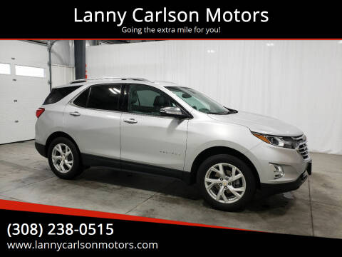 2020 Chevrolet Equinox for sale at Lanny Carlson Motors in Kearney NE