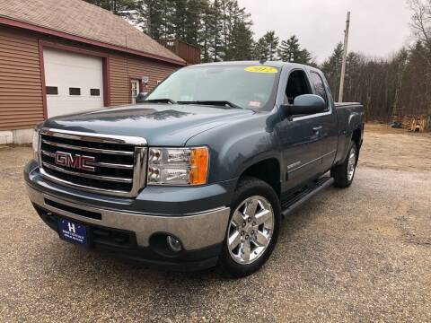 2012 GMC Sierra 1500 for sale at Hornes Auto Sales LLC in Epping NH