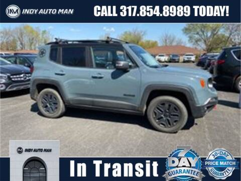 2017 Jeep Renegade for sale at INDY AUTO MAN in Indianapolis IN