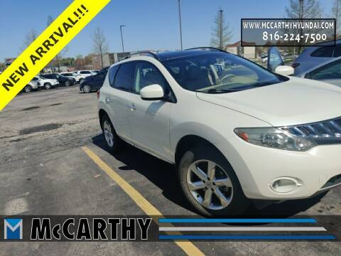 2010 Nissan Murano for sale at Mr. KC Cars - McCarthy Hyundai in Blue Springs MO