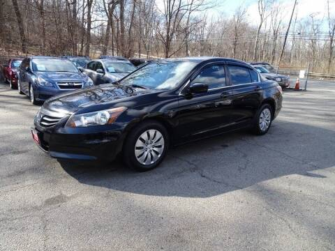 2012 Honda Accord for sale at East Coast Motors in Lake Hopatcong NJ