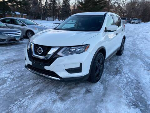 2017 Nissan Rogue for sale at Northstar Auto Sales LLC in Ham Lake MN