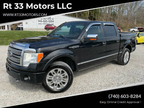 2010 Ford F-150 for sale at Rt 33 Motors LLC in Rockbridge OH