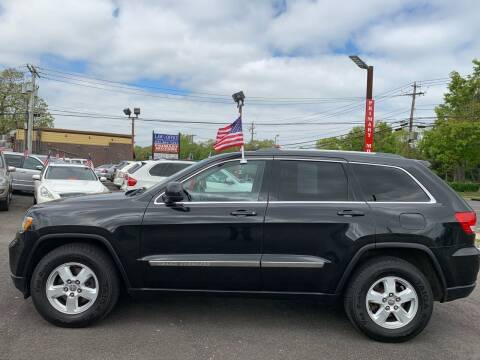 2011 Jeep Grand Cherokee for sale at Primary Motors Inc in Commack NY
