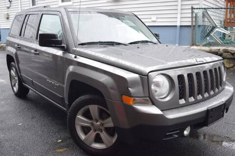 2012 Jeep Patriot for sale at VNC Inc in Paterson NJ