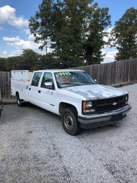 1998 Chevrolet C/K 3500 Series for sale at Gregs Auto Sales in Batesville AR