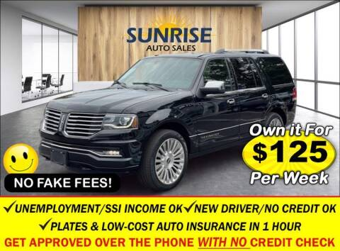 2016 Lincoln Navigator for sale at AUTOFYND in Elmont NY