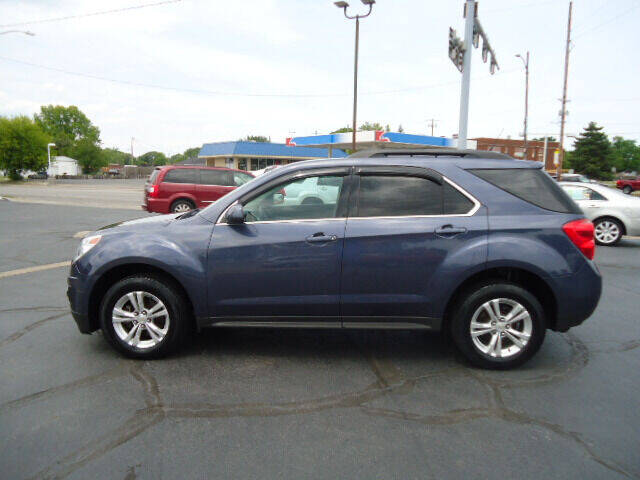 2013 Chevrolet Equinox for sale at Tom Cater Auto Sales in Toledo OH