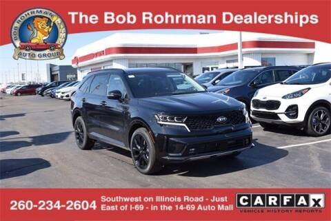 2021 Kia Sorento for sale at BOB ROHRMAN FORT WAYNE TOYOTA in Fort Wayne IN