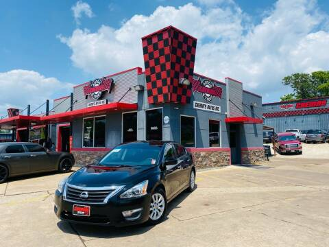 2013 Nissan Altima for sale at Chema's Autos & Tires in Tyler TX