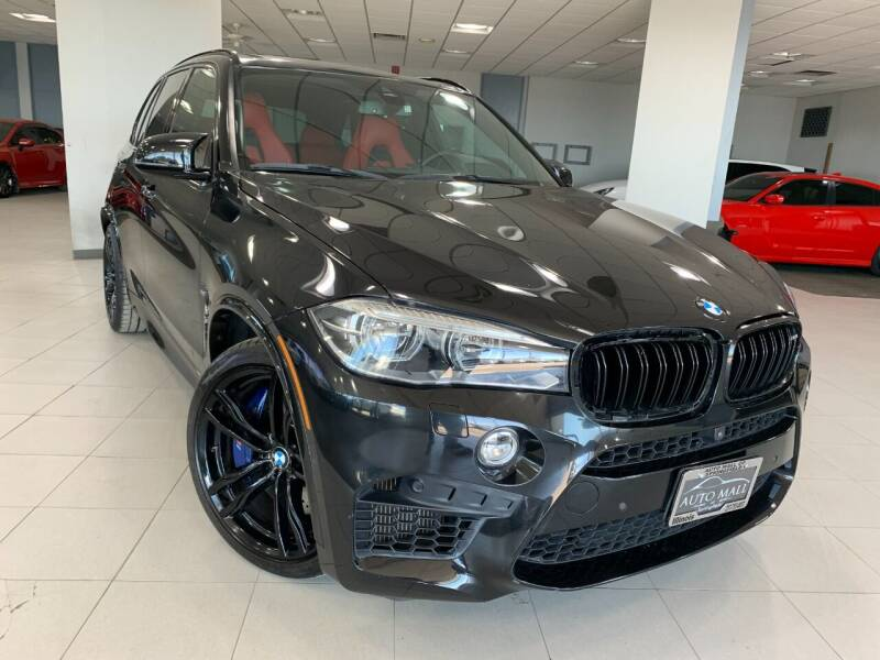 2017 BMW X5 M for sale at Auto Mall of Springfield in Springfield IL