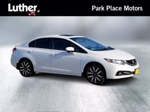 2015 Honda Civic for sale at Park Place Motor Cars in Rochester MN