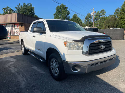 2009 Toyota Tundra for sale at Ron's Used Cars in Sumter SC