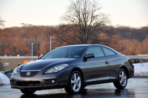 2008 Toyota Camry Solara for sale at T CAR CARE INC in Philadelphia PA