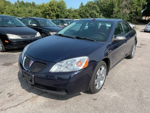 2009 Pontiac G6 for sale at Best Buy Auto Sales in Murphysboro IL