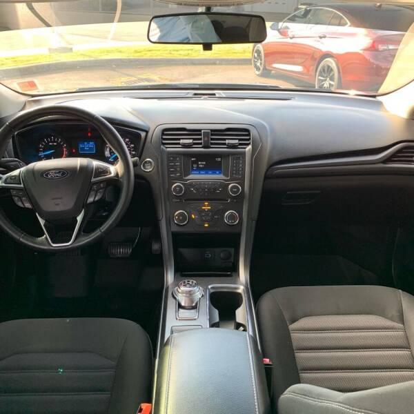 2018 Ford Fusion S 4dr Sedan - Roseburg OR