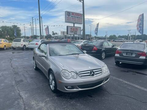2008 Mercedes-Benz CLK for sale at King Auto Deals in Longwood FL