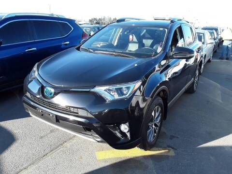 2018 Toyota RAV4 Hybrid for sale at Franklyn Auto Sales in Cohoes NY