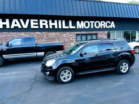 2015 Chevrolet Equinox for sale at 125 Auto Finance in Haverhill MA