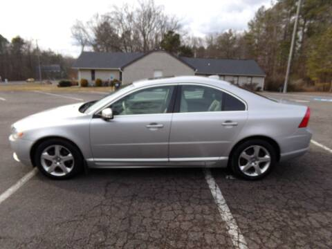 2008 Volvo S80 for sale at West End Auto Sales LLC in Richmond VA