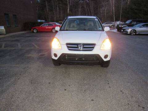 2005 Honda CR-V for sale at Heritage Truck and Auto Inc. in Londonderry NH