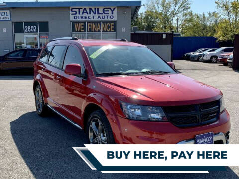 2015 Dodge Journey for sale at Stanley Automotive Finance Enterprise - STANLEY DIRECT AUTO in Mesquite TX