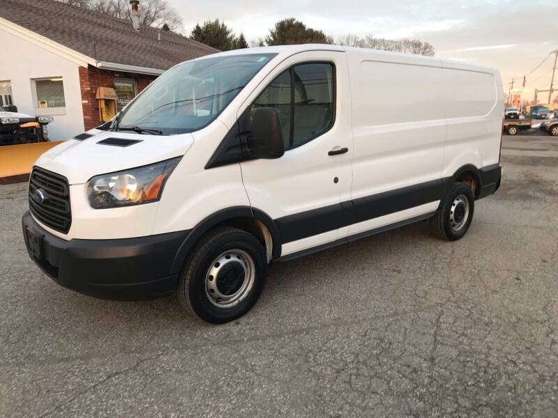 2017 Ford Transit Cargo for sale at J.W.P. Sales in Worcester MA