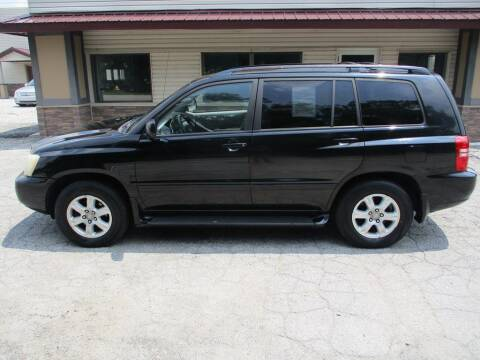 2002 Toyota Highlander for sale at Settle Auto Sales STATE RD. in Fort Wayne IN