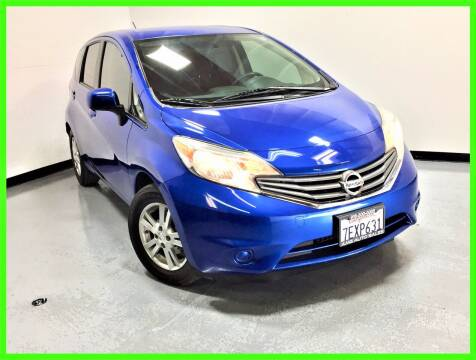 2014 Nissan Versa Note for sale at AMG Auto Sales in Rancho Cordova CA