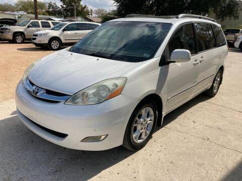 2006 Toyota Sienna for sale at S & J Auto Group in San Antonio TX