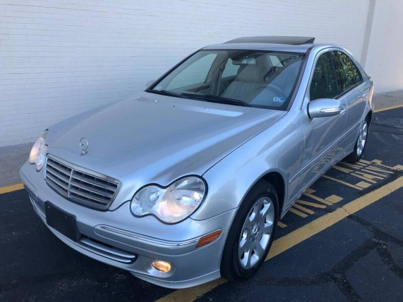 2006 Mercedes-Benz C-Class for sale at Carland Auto Sales INC. in Portsmouth VA