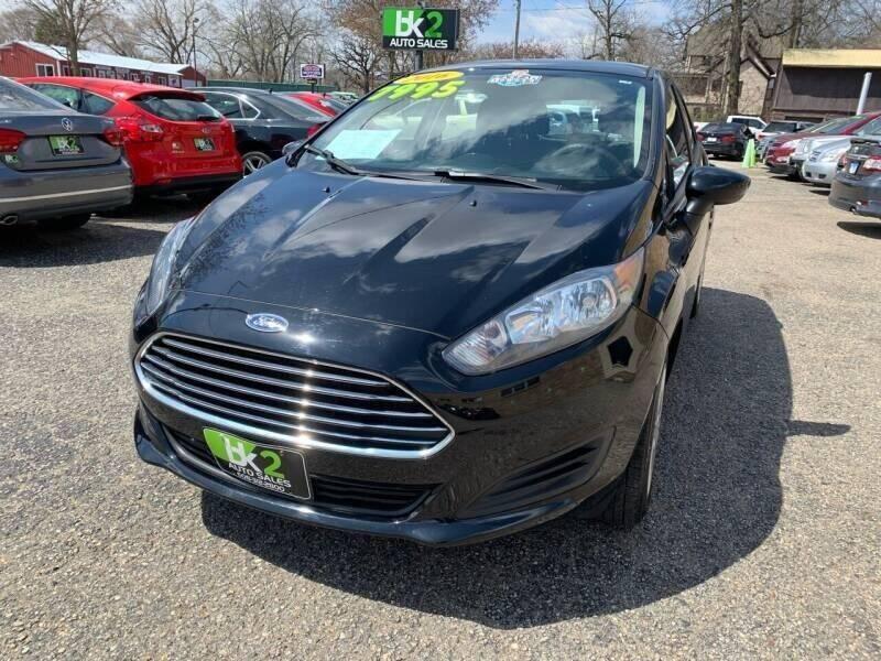 2016 Ford Fiesta for sale in Beloit, WI