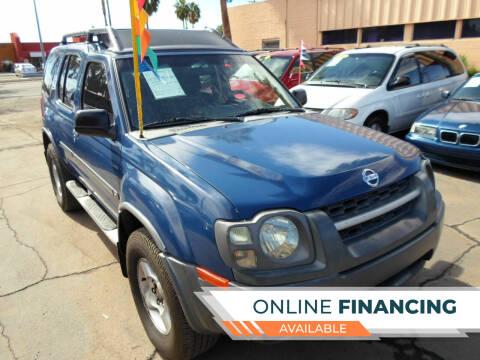 2003 Nissan Xterra for sale at PARS AUTO SALES in Tucson AZ