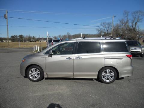 2012 Nissan Quest for sale at All Cars and Trucks in Buena NJ