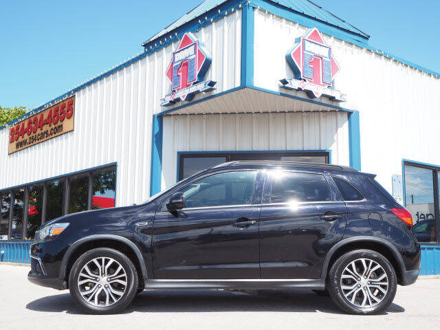 2017 Mitsubishi Outlander Sport for sale at DRIVE 1 OF KILLEEN in Killeen TX