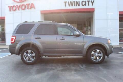 2010 Ford Escape for sale at Twin City Toyota in Herculaneum MO