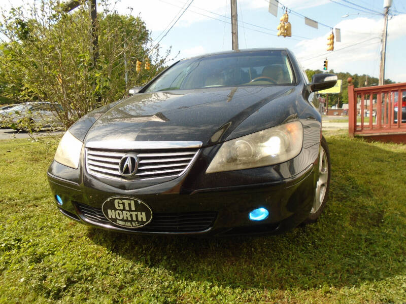 2008 Acura RL for sale in Durham, NC