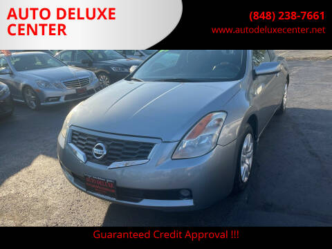 2009 Nissan Altima for sale at AUTO DELUXE CENTER in Toms River NJ