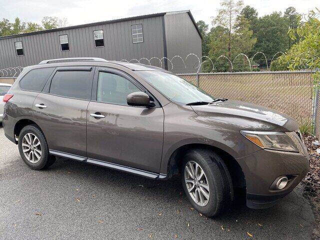 2015 Nissan Pathfinder for sale at CBS Quality Cars in Durham NC