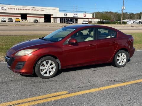 2010 Mazda MAZDA3 for sale at Double K Auto Sales in Baton Rouge LA