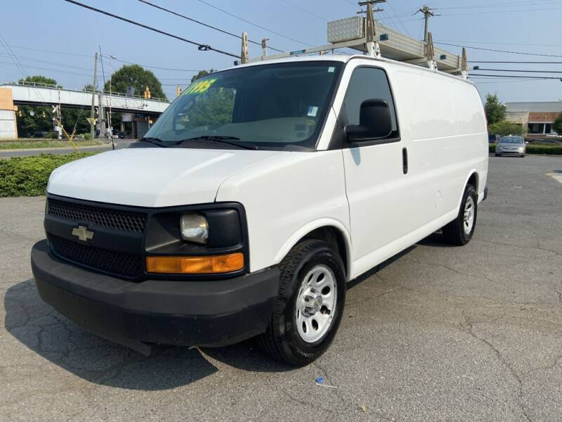 2013 Chevrolet Express Cargo for sale at Starmount Motors in Charlotte NC