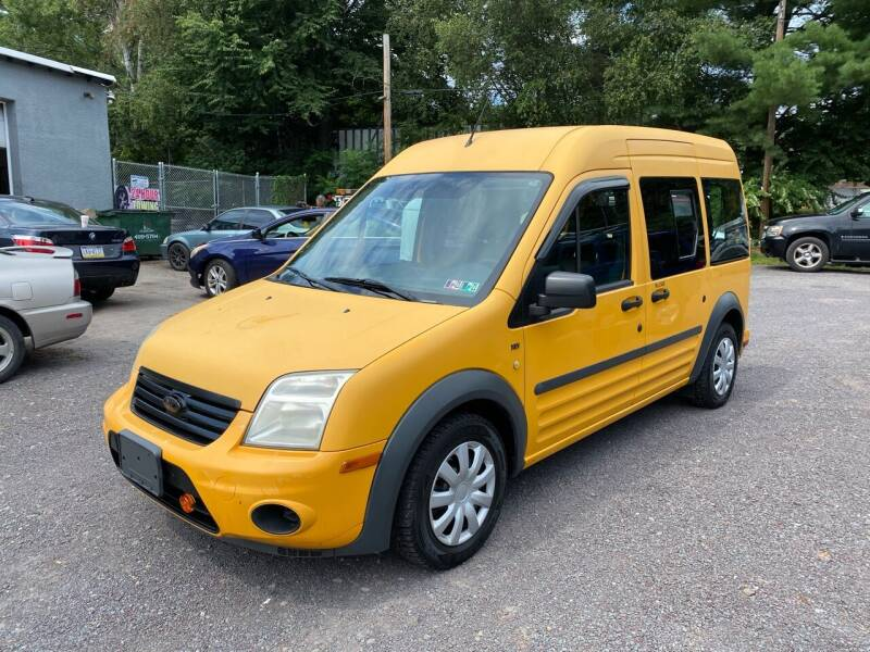 2012 Ford Transit Connect for sale at Car Man Auto in Old Forge PA