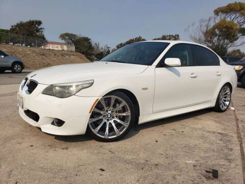 2008 BMW 5 Series for sale at L.A. Vice Motors in San Pedro CA