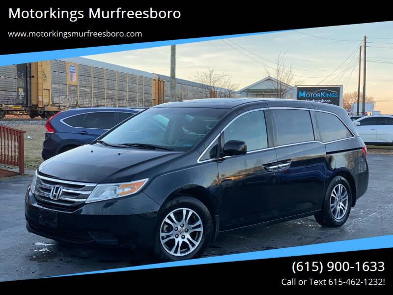2012 Honda Odyssey for sale at Motorkings Murfreesboro in Murfreesboro TN