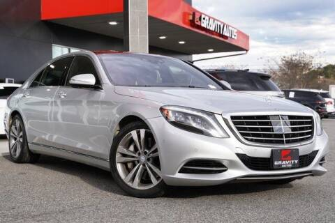 2015 Mercedes-Benz S-Class for sale at Gravity Autos Roswell in Roswell GA