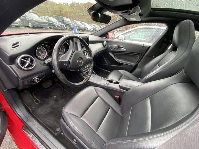 2014 Mercedes-Benz CLA AWD CLA 250 4MATIC 4dr Sedan - West Pittsburg PA
