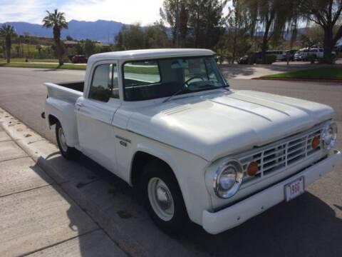 1966 Dodge D100 Pickup